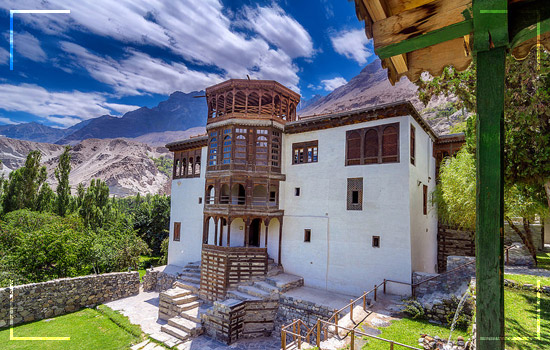 Khaplu Fort Skardu Tours