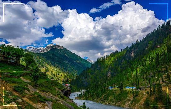Neelum River Azad kashmir Tours