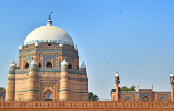 Tomb of Shah Rukh e Alam Multan