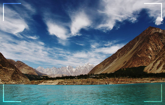 Attabad-Lake Tours Packages