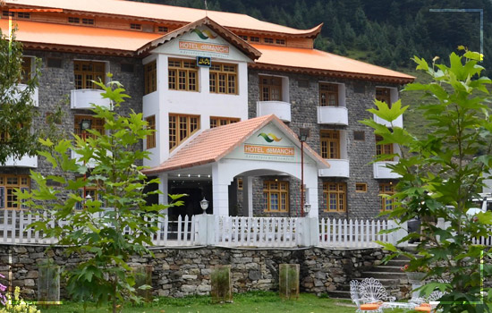 Hotel DeManchi Naran Valley