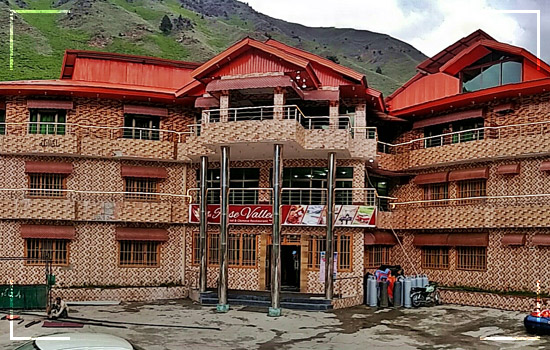 Hotel Rose Valley Naran Valley