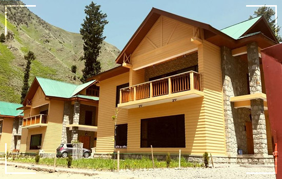 Trout Lodges Naran Valley Region