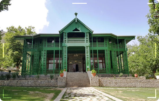 Ziarat-Famous Places to Visit in Balochistan