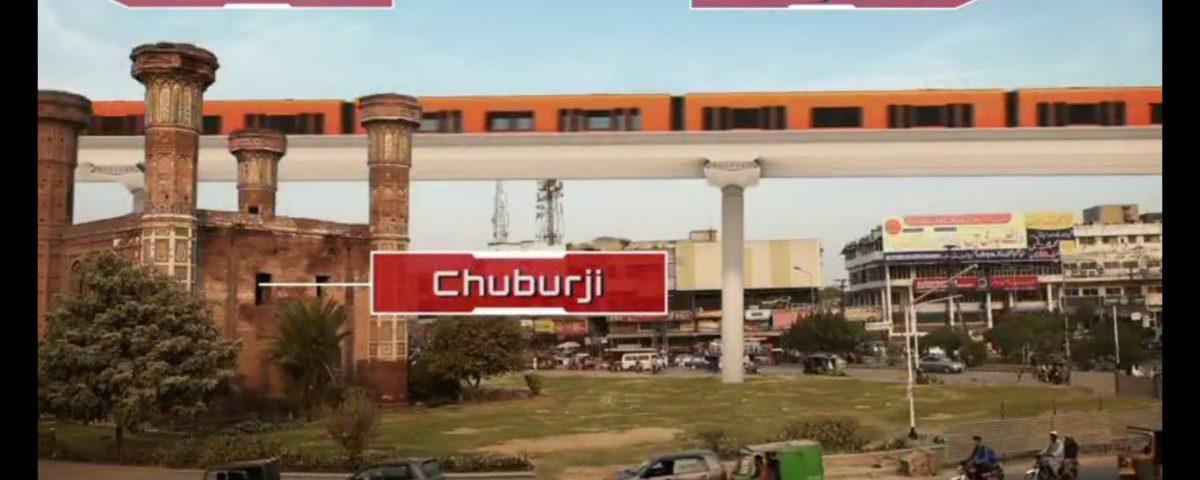 Orange Train service in Pakistan