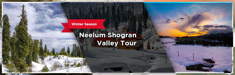 Neelum Shogran Tour 2018 Packages