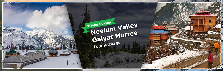 Neelum Murree Tour Packages 2018