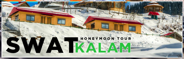 Swat kalam valley basic Tour 2018