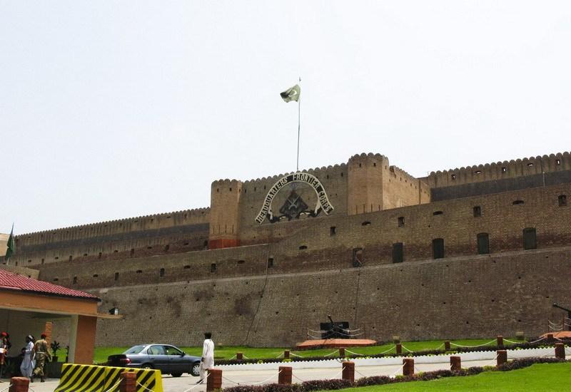 Bala Hissar Peshawar