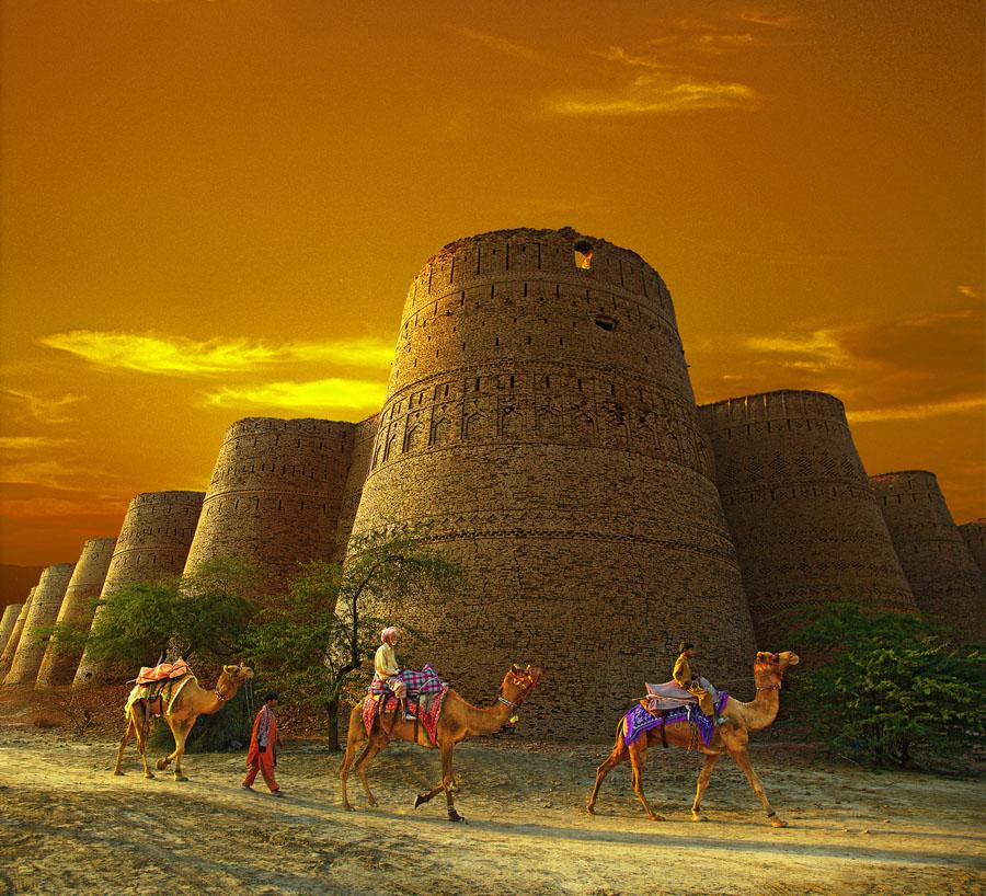 Derawar Fort Bhawalpur