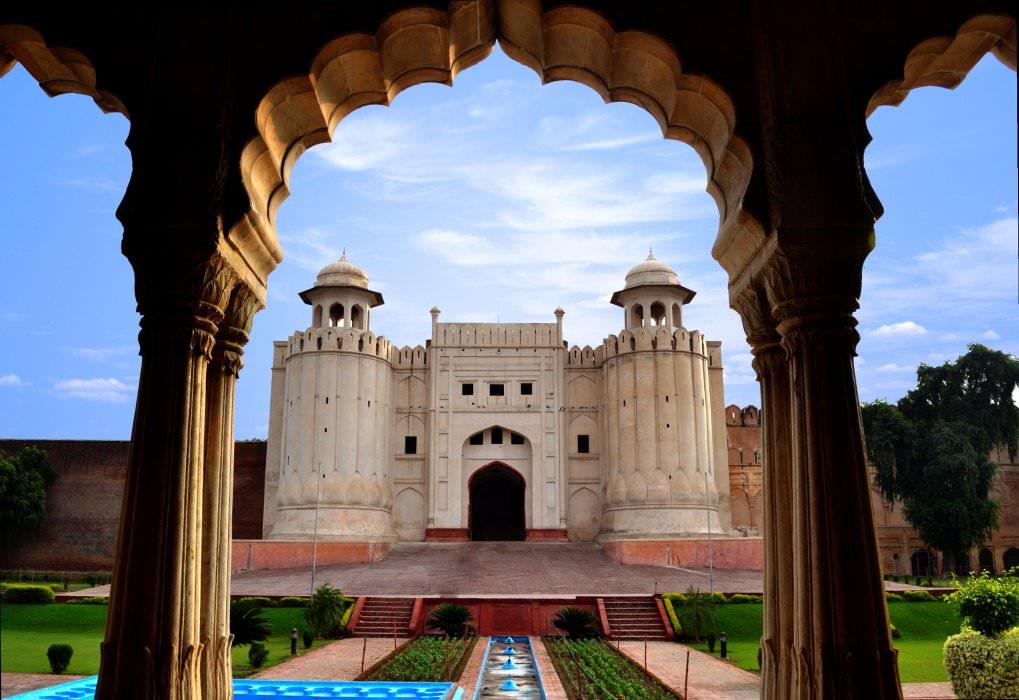 Lahore Fort fantastic View
