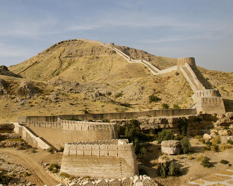 Ranikot Fort Sindh