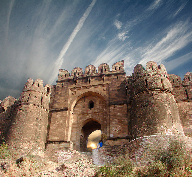 Rohtas Fort VIEW