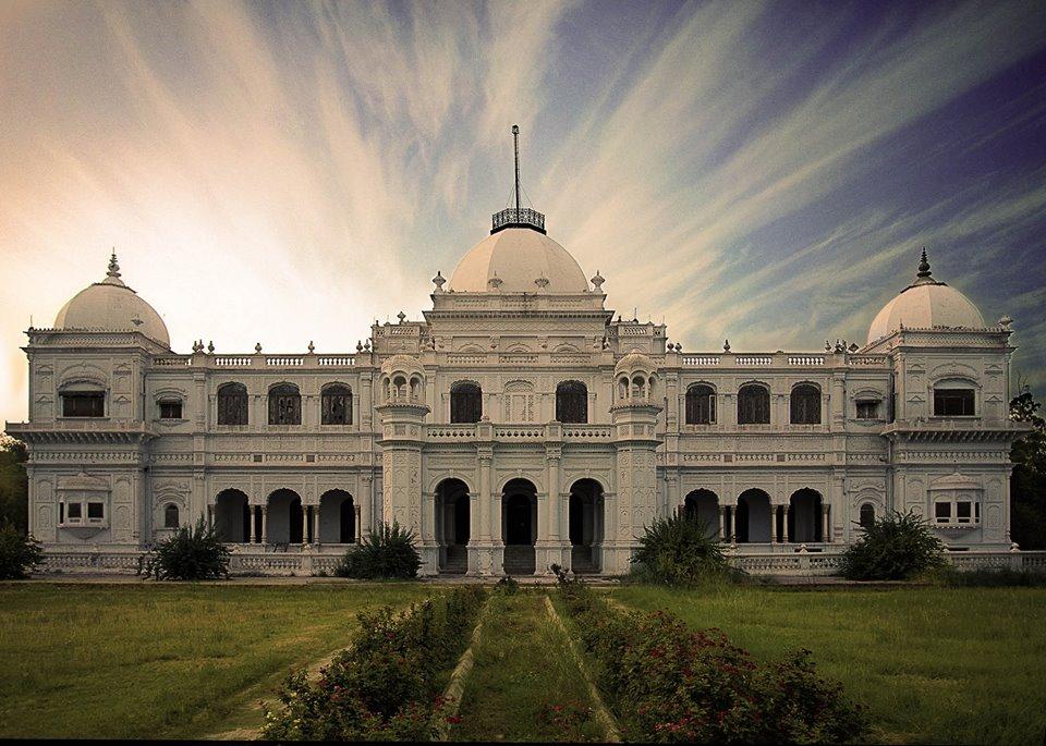 Sadiq Garh Palace VIEW