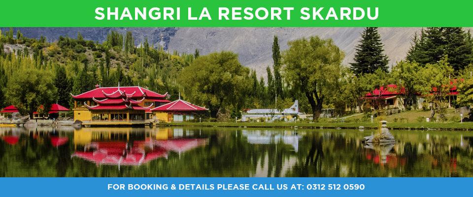 Shangri-La Resort Skardu 2018