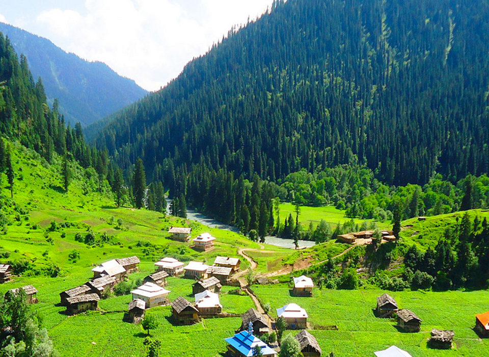Best Tourist Destinations in Azad Kashmir
