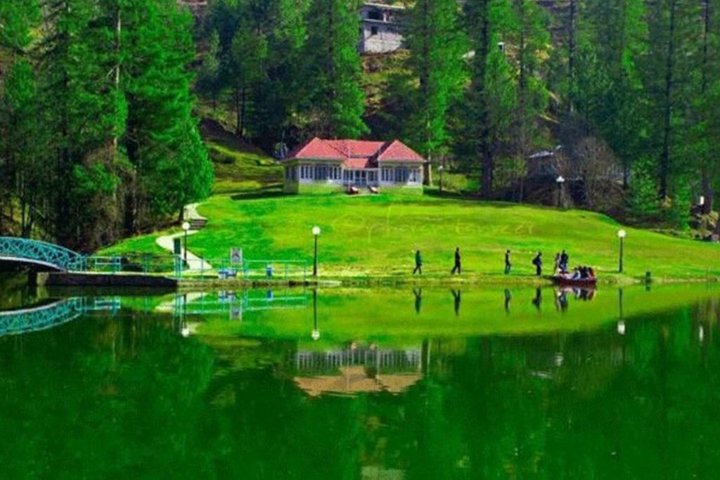 Banjosa_lake-Rawalakot