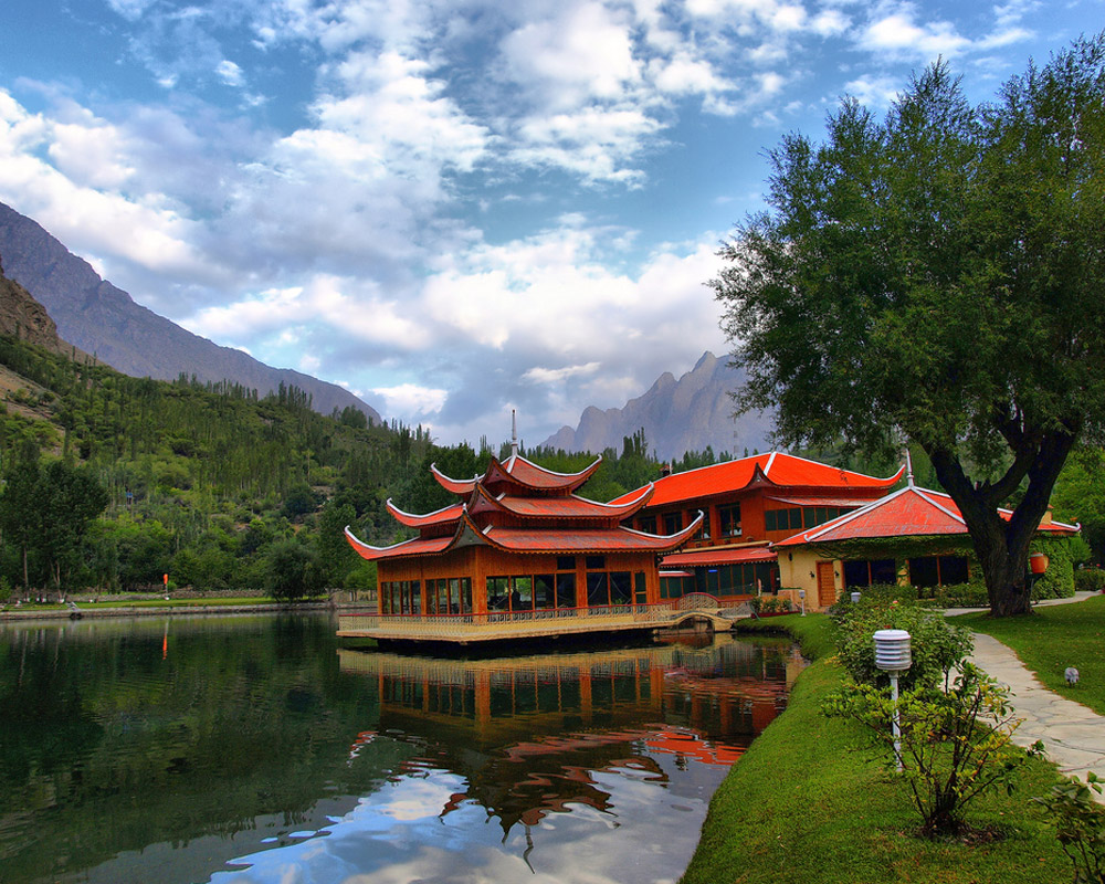 Tour package Shangrila-Resort-Skardu