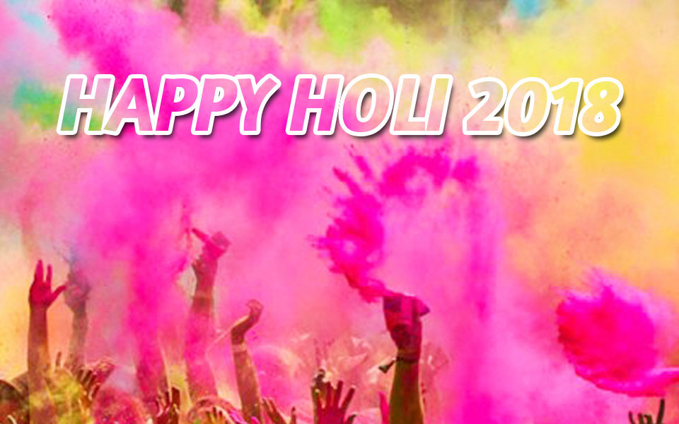 The Vibrant and Colorful Festival; Holi Observed in Pakistan