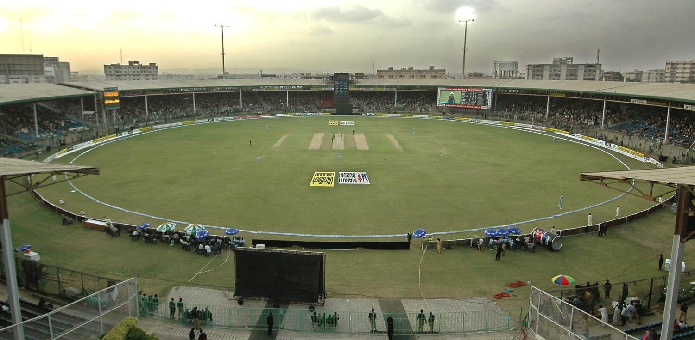 Gaddaffi Stadium Lahore
