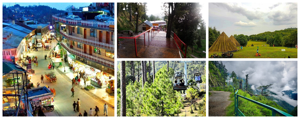 Top Places You Must Visit in Murree | Pakistan Tour and Travel