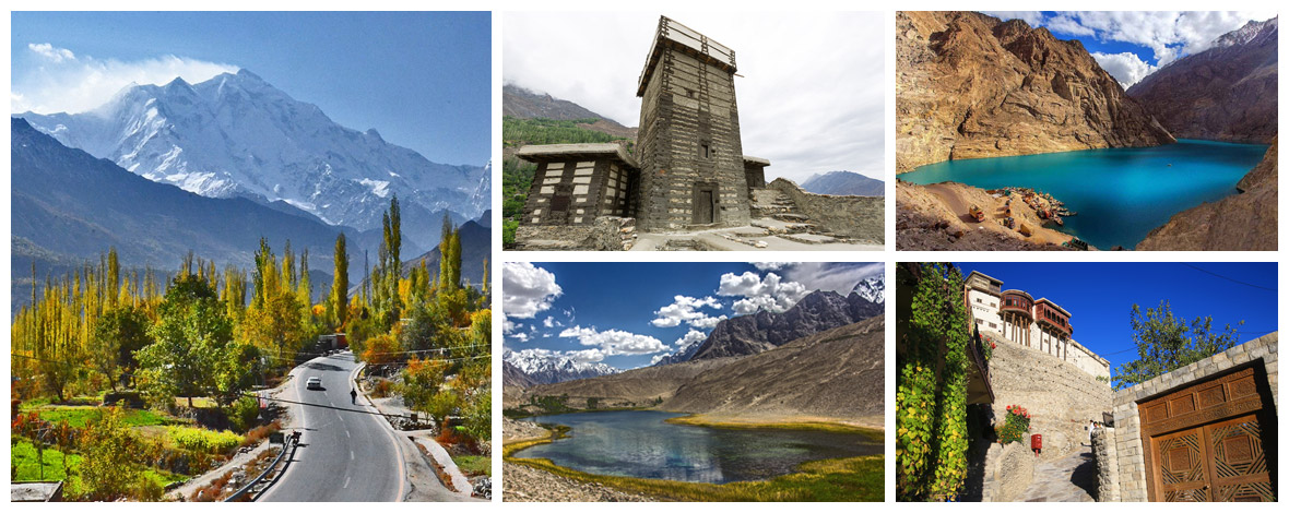 Top 10 Places of Hunza