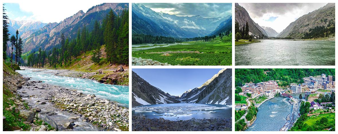 top 10 places in swat valley
