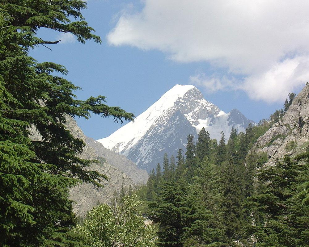 Hindu Raj Mountain Range
