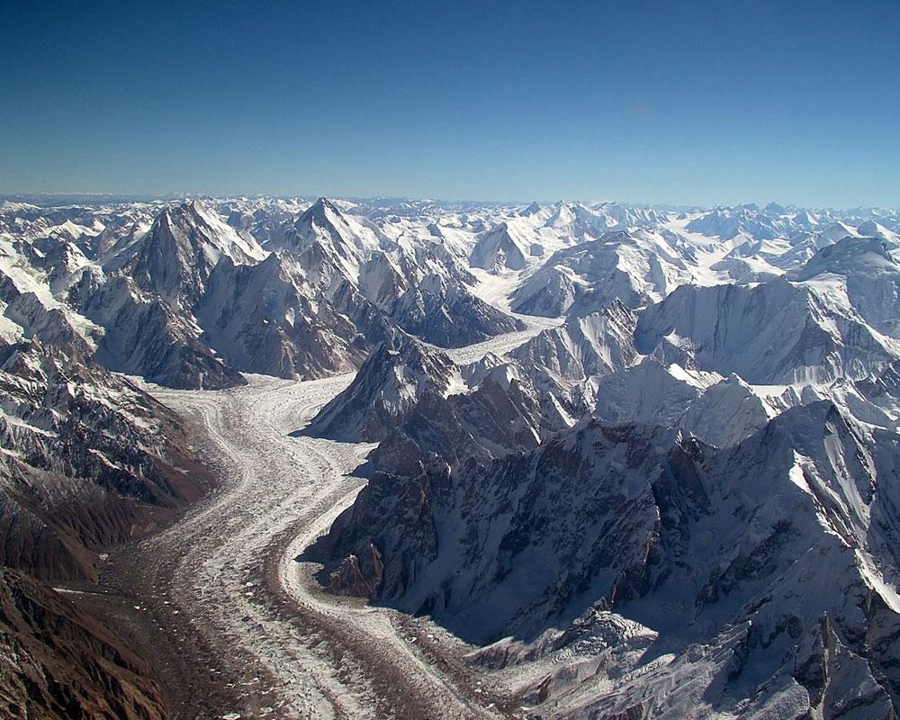 Karakoram-Mountain-Range