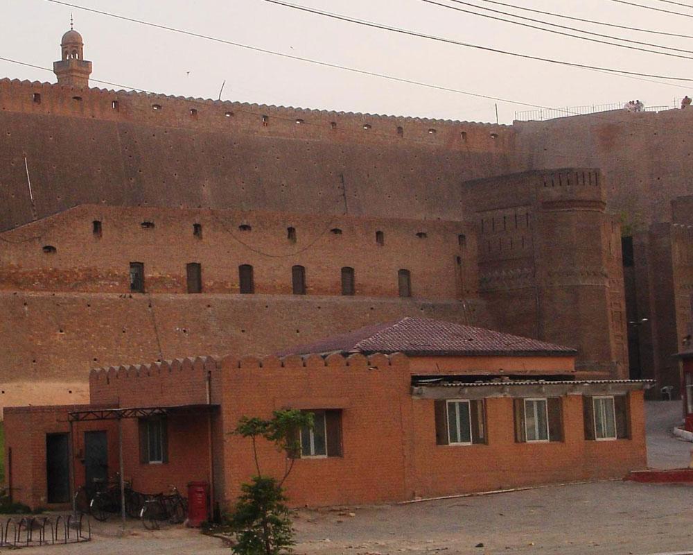 Bala-Hissar-Castle