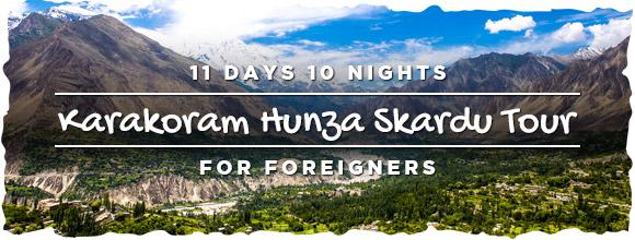 Karakoram Hunza Skardu Pakistan