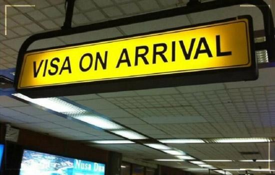 Visa On Arrival 1