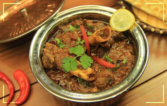 Chicken Mutton Karahi