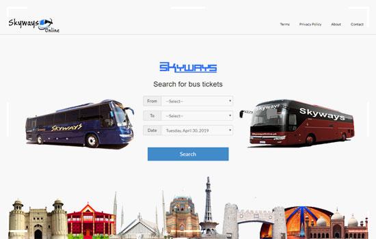 How To Buy Skyways Ticket Online Image