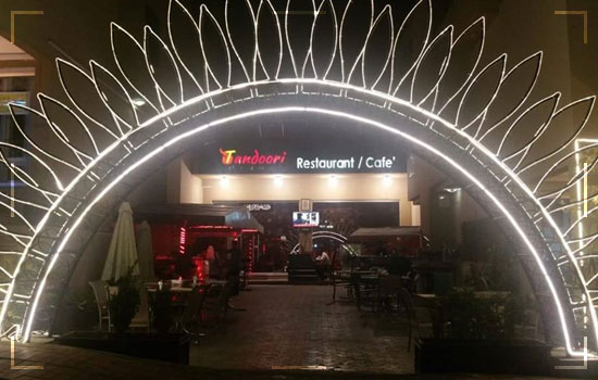 Tandoori Restaurant and Cafe
