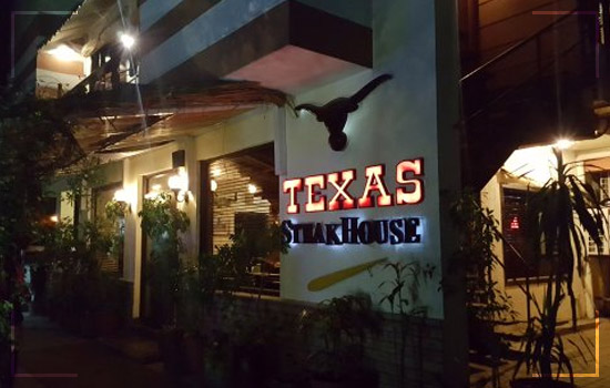 Texas Steak House Rawalpindi