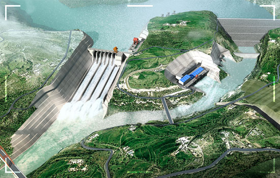 A Project By Chinese Firm Karot Hydro Power In Pakistan To Be Finished In 2021 Image