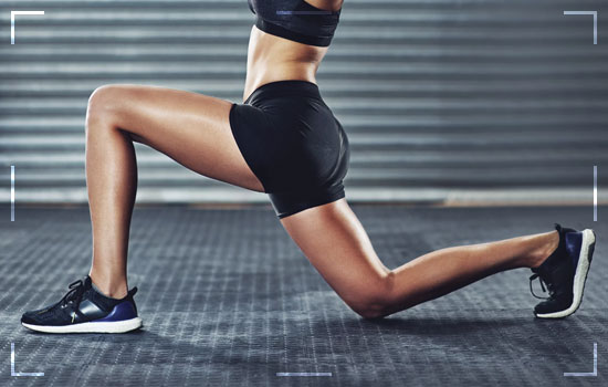 Build Leg Quality With Exercise Center Work