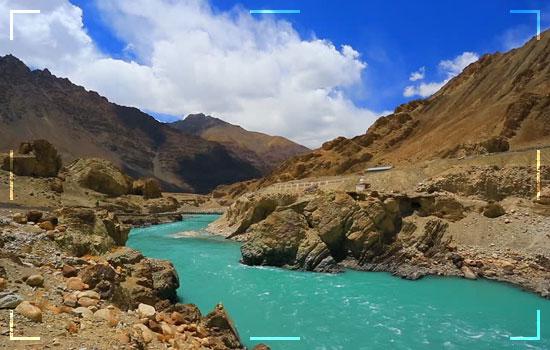 Diamer Bhasha Dam Site Image 1