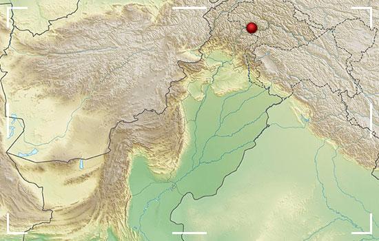 Diamer Bhasha Dam Site Image 2