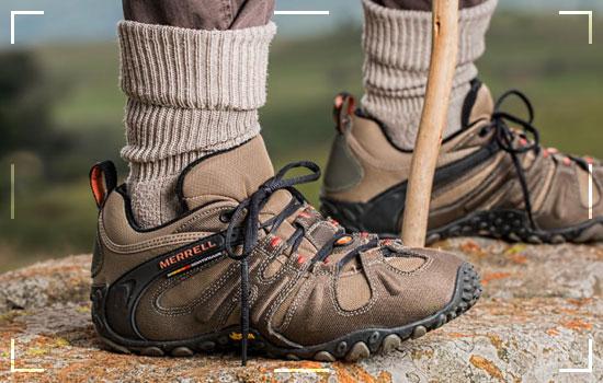 Good Footwear is Essential For your Trek