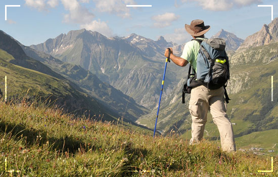 Try to Choose an Easy Trek First