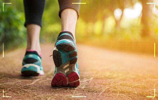 Walking Exercise Would Be Beneficial
