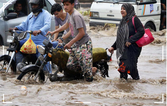 Monsoon in Pakistan a Curse or a Blessing