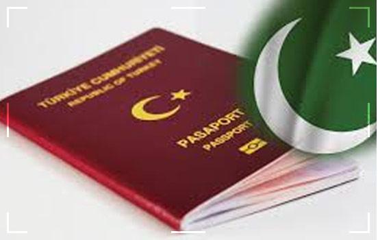 Pakistan's Turkish Tourist Visa