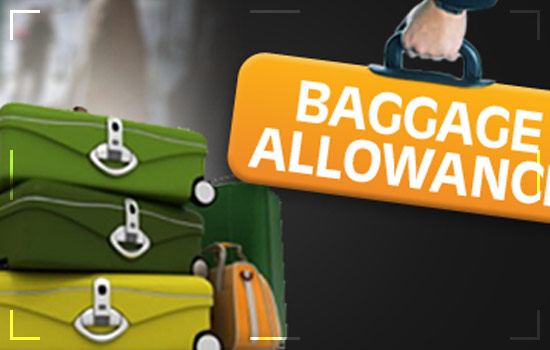 Serene Air Baggage Allowance