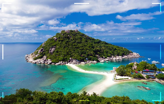 The Thai island