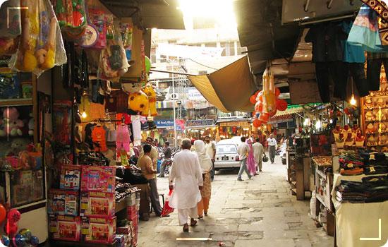 Anarkali-Market