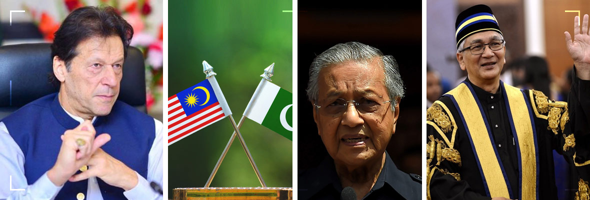 Imran Khan To Increase Trade Ties With Malaysia For Development Of Tourism In Pakistan