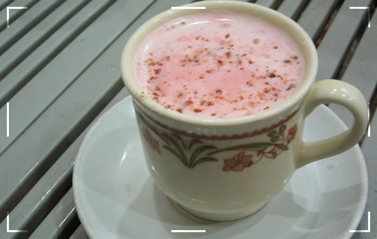 Kashmir Tea Pink Tea